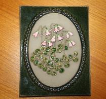 Jie - Keramik - Relieff - Tavla - Linnea