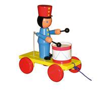 Dragleksak - Soldat med trumma