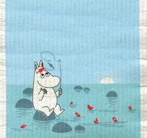 Mumin - Moomin - Disktrasa - Fishing
