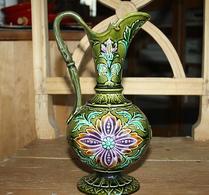 Rörstrand - Keramik - Majolika - Vas - Hänkelvas