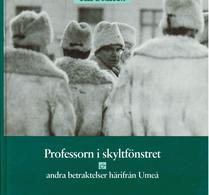 Bok - Olle Carlsson - Proffesorn i skyltfönstret
