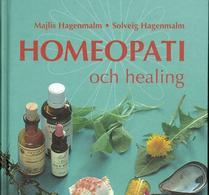 Ica Bokförlag - Bok - Majlis & Solveig Hagenmalm - Homeopati och healing
