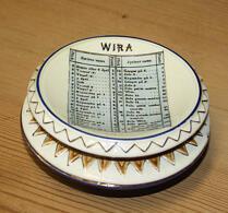 Rörstrand - Porslin - Wira - Wirapulla - Sällskapsspel