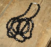 Stenkol - Smycke - Halsband