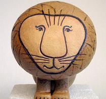 Keramikstudion - Lisa Larson - Lejon midi