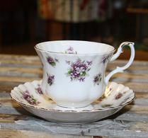Royal Albert - Porslin - Sweet Violets - Tekopp