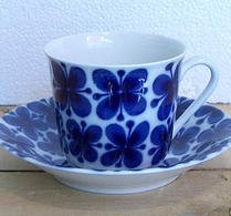 Rörstrand - Porslin - Mon Amie - Kaffekopp