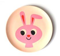 Omm design - Ingela P Arrhenius - Melamintallrik kanin