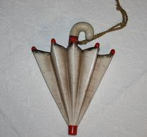 Keramik - Väggvas - Paraply