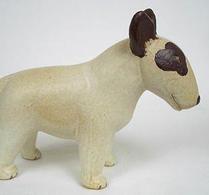 Keramikstudion - Lisa Larson - Bullterrier