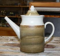 Höganäs - Keramik - Stengods - Kaffekanna