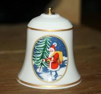 Rörstrand - Porslin -  Gammeldags Jul - Julklocka - Motiv nr 13