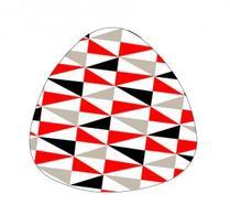Formverket - Underlägg - Tivoli - Röd
