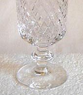 Kosta - Glas - Diamant - Champagneglas