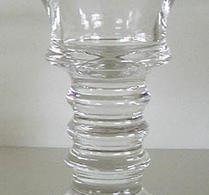 Sea glasbruk - Glas - Ljusstake