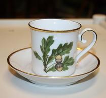 Porslin - Svenska Landskapsblommor - Kaffekopp - Blekinge