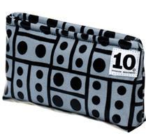 10-gruppen Sminkväska, Hot Spot grå