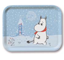 Mumin - Moomin - Muminbricka - Snö