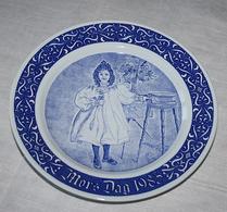 Rörstrand - Porslin -  Mors Dag 1983