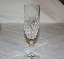 JG Durand - Glas - Kristall - Champagne