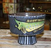 Laholm - Keramik - Skål - Fisk