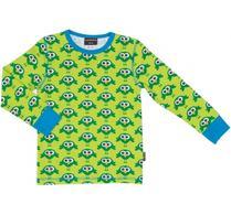 Maxomorra - Barnkläder - Tröja - Bird grön