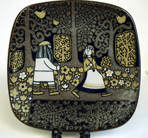 Arabia - Keramik - Årstallrik - 1977