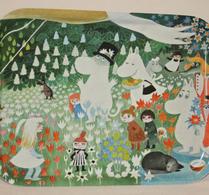 Mumin - Moomin - Bricka - Dangerous Journey