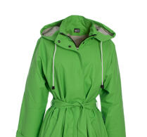 Garda - City Coat - Regnrock - Lime