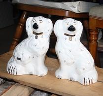 Beswick - Parhundar - Fönsterhundar
