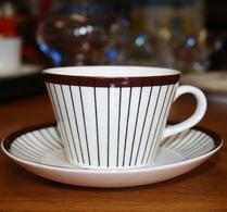 Gustavsberg - Porslin - Spisa Ribb - Kaffekopp